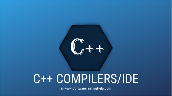 C++ compilers IDE