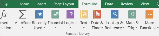 formula feature