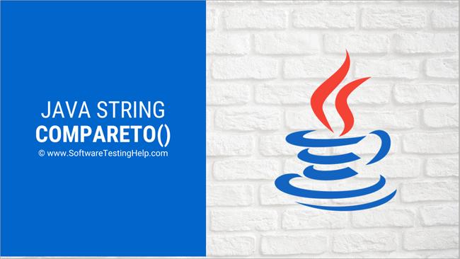Java String CompareTo