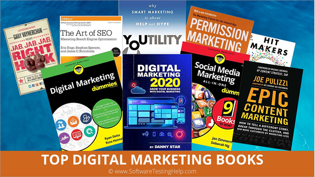 Top Digital Marketing Books