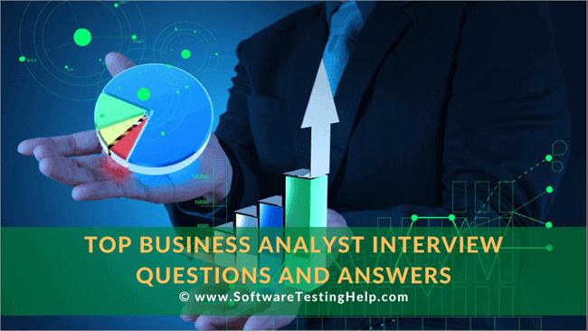 Business Analyst Interview