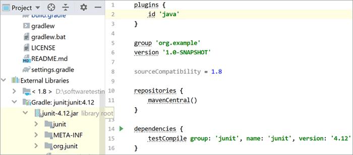 External_Dependencies_IDE