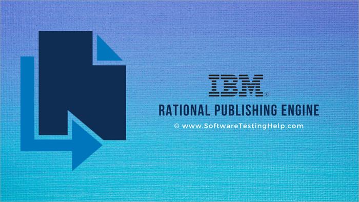 IBM Rational Publishing Engine