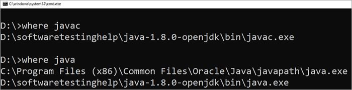 JDK_CommandLine