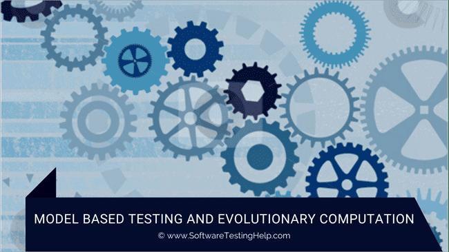 Model Based Testing and Evolutionary Computation