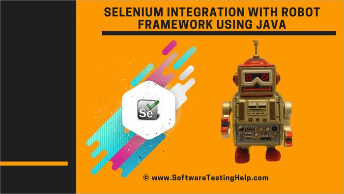 Selenium Integration with Java Robot Class
