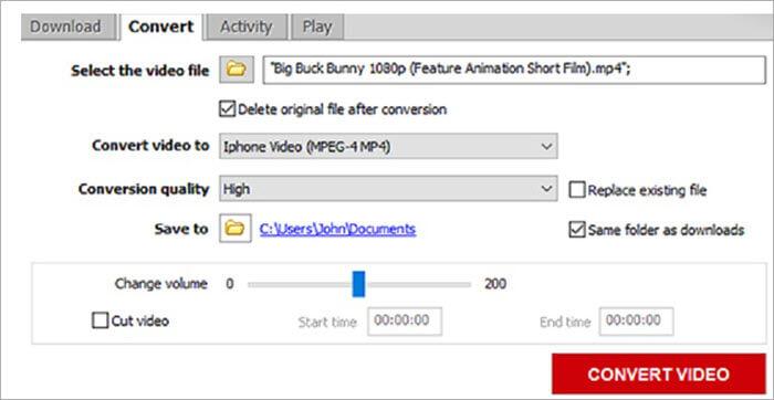 YTD Video Downloader & Video Converter