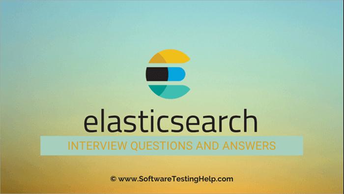 elasticsearch interview questions
