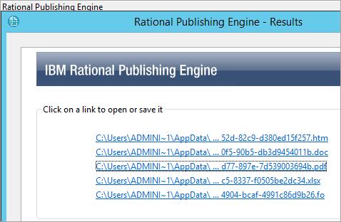 RPE results