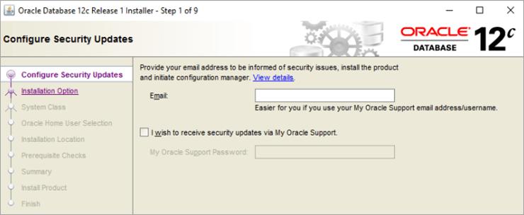 Step 1: Configure Security Updates