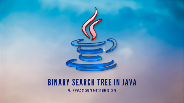 Binary Search Tree In Java