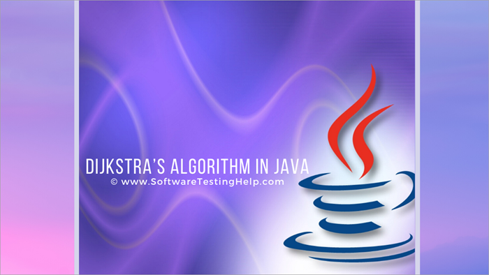 Dijkstra's Algorithm In Java