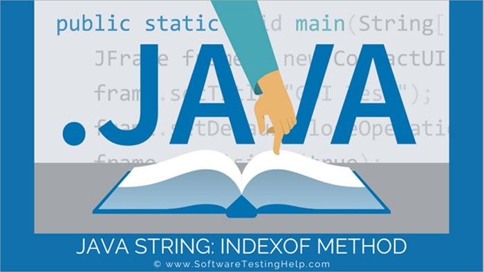 Java String - indexOf Method