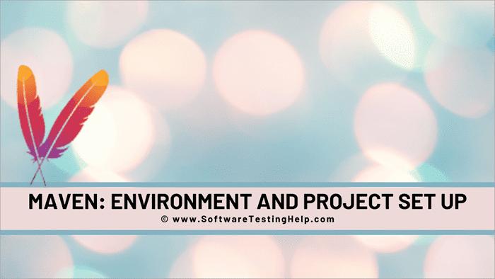 Project Set up & POM.xml