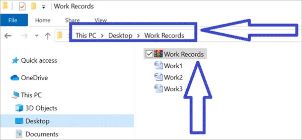 Open RAR file on Windows