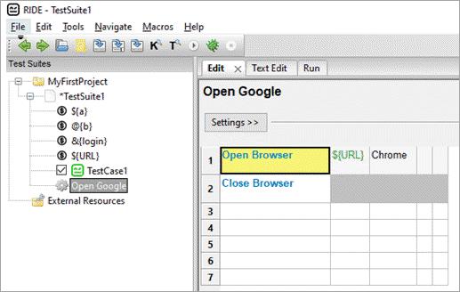 Opengoogle