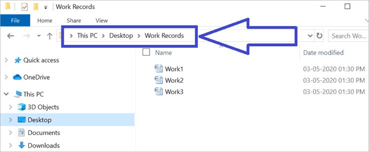 Work Records