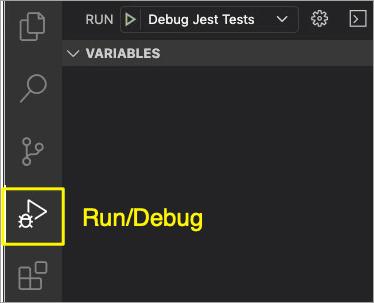 Run/Debug