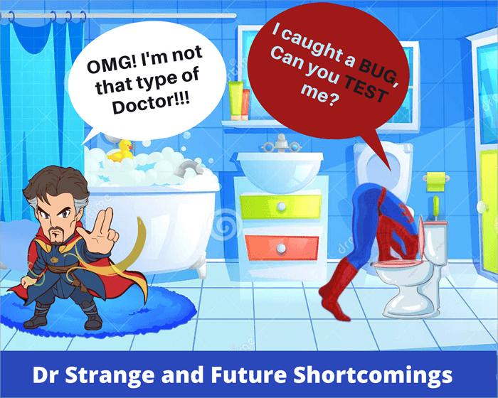 DR Strange & Future Shortcomings