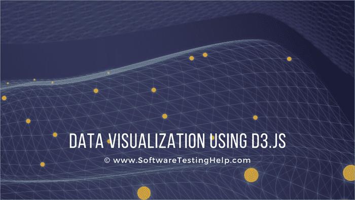 Data Visualization Using D3.js