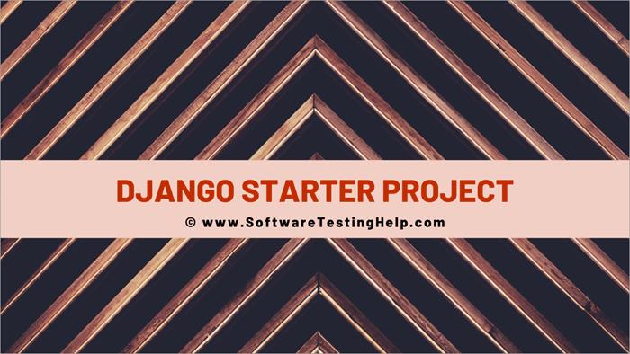 Django Starter Project