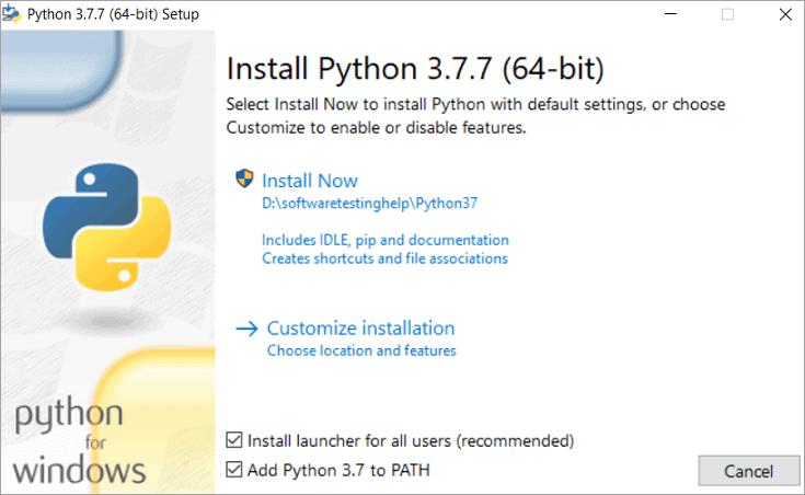 Install_Python_Setup