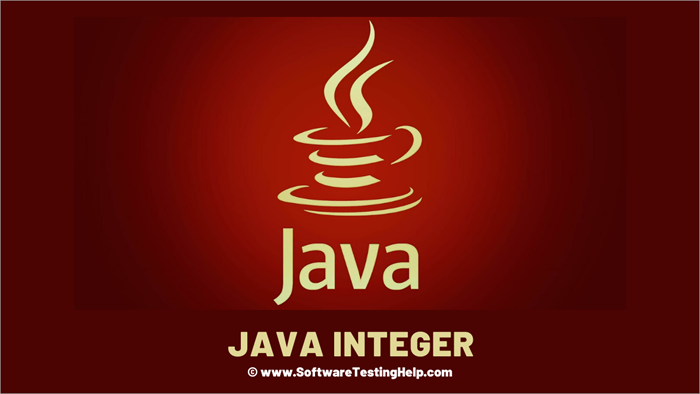 Java integer