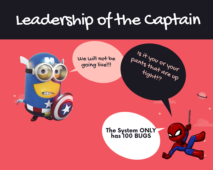 Leadership of the Captain