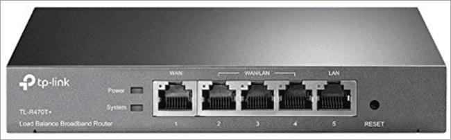 1. TP-Link Safestream Multi-WAN Router