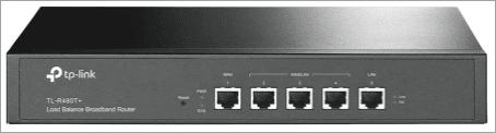 TP-Link SafeStream TL-480T+10/100