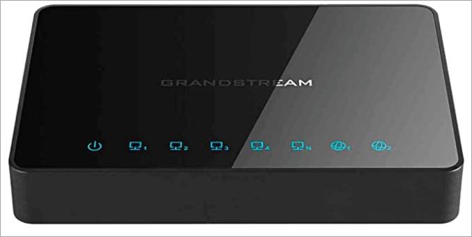 Grandstream Enterprise Multi-WAN Gigabit VPN Router