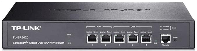 Cisco Systems Gigabit VPN Router