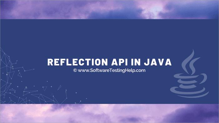 Java Reflection API