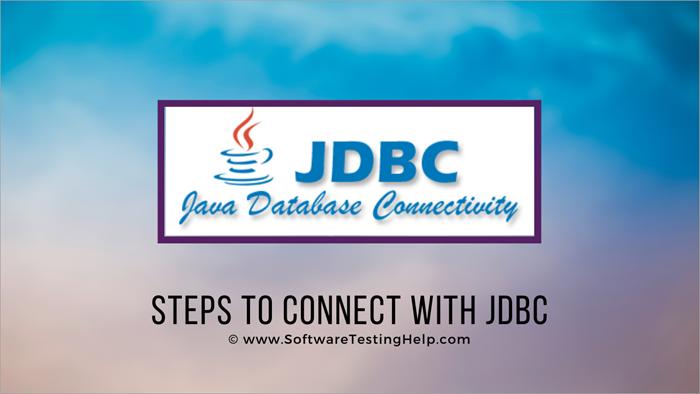 JDBC Connection