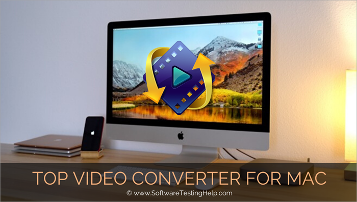Top Video Converter for Mac