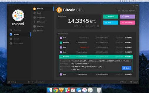 portafoglio desktop