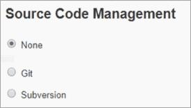 5Jenkins Source Code Management