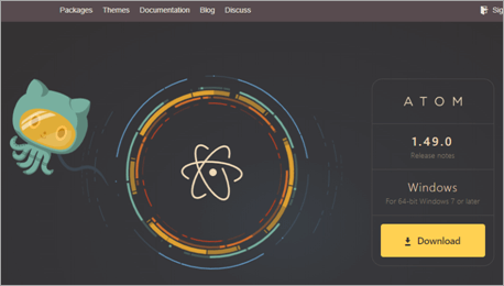 Atom_OfficialWebsite