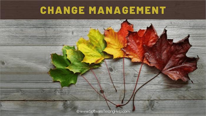 Change Management Tutorial