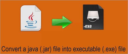 Converting A JAR File