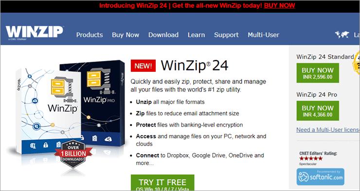 Corel WinZip 24