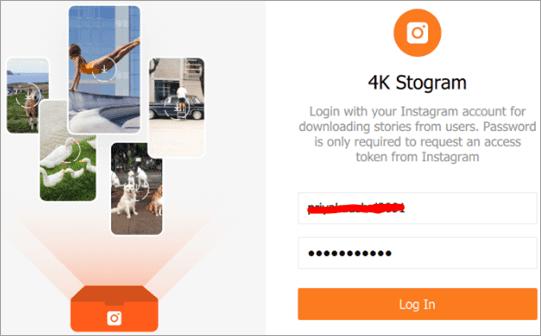 Instagram from Stogram UI