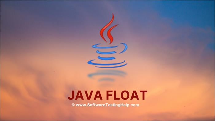 Java float