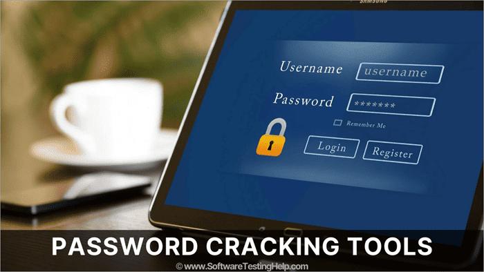 Password Cracker Tools