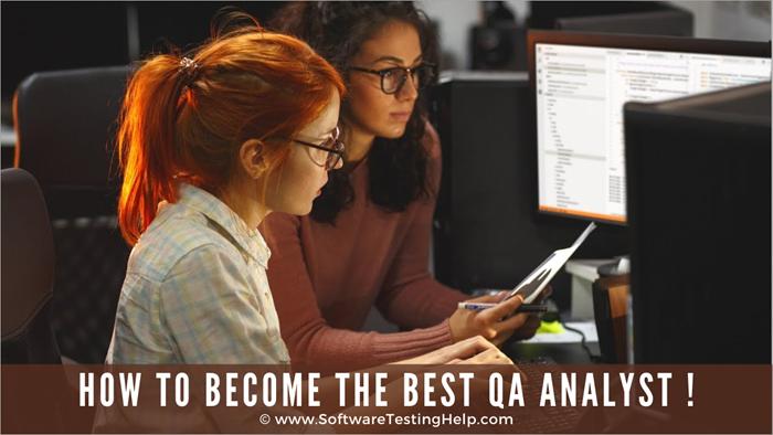 QA Analyst Career Guide