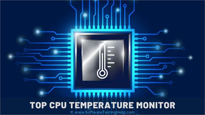 Top CPU Temp Monitor
