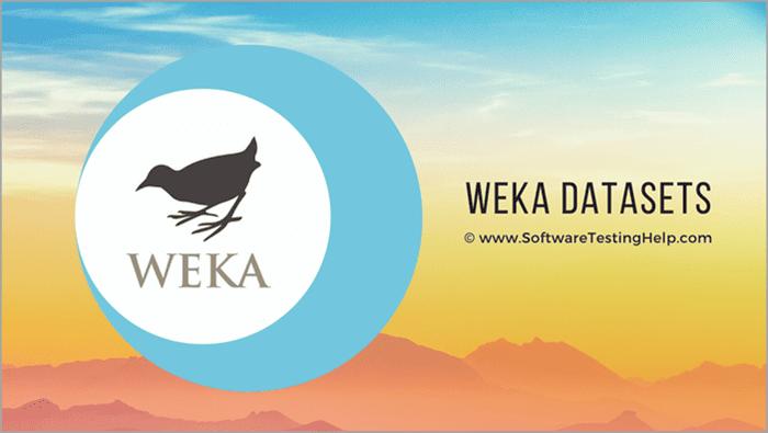 WEKA DataSets