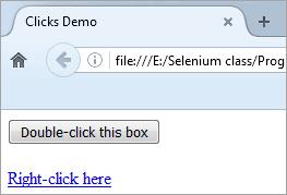 click_html