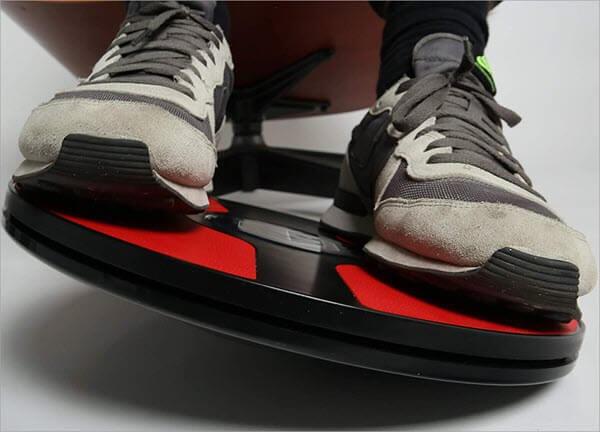 3D Rudder foot VR controller