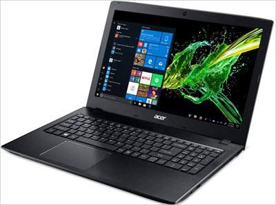 #8) Acer Aspire E15 Laptop